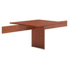 BL Laminate Series Modular Conference Table Adder, 48 x 44 x 29 1/2, Med Cherry