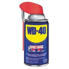 Smart Straw Spray Lubricant, 8 oz Aerosol Can, 12/Carton WDF490026