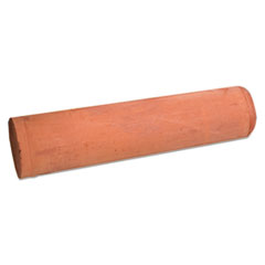 "Railroad Crayon Chalk, 4"" x 1"", Red, 72/Box"