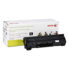 6R3250 Compatible Reman (CF283A) Toner, 1500 Page-Yield, Black