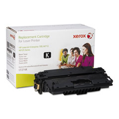 6R3219 Compatible Reman (CF214X) High-Yield Toner, 17500 Page-Yield, Black