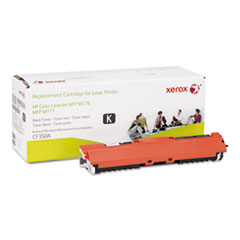 6R3242 Compatible Reman (CF350A)Toner, 1300 Page-Yield, Black