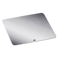 Precise Mouse Pad, Nonskid Repositionable Adhesive Back, Gray Frostbyte