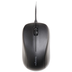 Wired USB Mouse for Life, Left/Right, Black