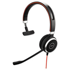 EVOLVE 40 UC Monaural Over-the-Head Headset