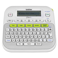 PTD210 Easy, Compact Label Maker, 2 Lines