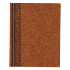 Da Vinci Notebook, College Rule, 11 x 8 1/2, Cream, 75 Sheets