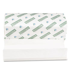 MotivationUSA * Green Plus Folded Paper Towels, C-Fold, White, 10 1/8 x 13, 200/Pack, at Sears.com