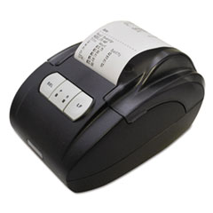Optional Thermal Printer for Fast Sort FS-44P Digital Coin Sorter, Black