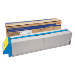 45536513 Toner, 38,000 Page-Yield, Yellow