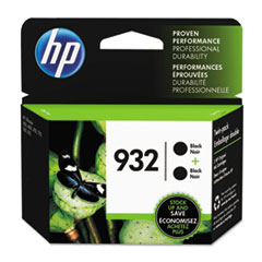 HP 932, (L0S27AN) Black Original Ink Cartridge