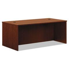 BL Laminate Series Rectangular Desk Shell, 72w x 36w x 29h, Medium Cherry