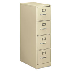 310 SERIES FOUR-DRAWER, FULL-SUSPENSION FILE, LETTER,