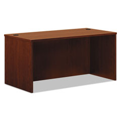 BL Laminate Series Rectangular Desk Shell, 60w x 30w x 29h, Medium Cherry