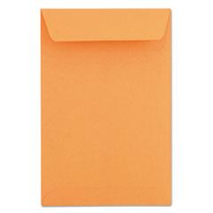 Catalog Envelope, Center Seam, 6 x 9, Brown Kraft, 500/Box