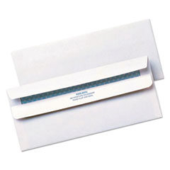 REDI-SEAL SECURITY TINTED ENVELOPE, CONTEMPORARY, #10,