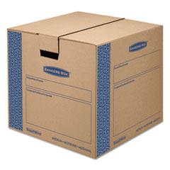SMOOTHMOVE MOVING STORAGE BOX, EXTRA STRENGTH, MEDIUM,