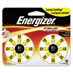 Hearing Aid Battery, Zero Mercury Coin Cell, 10, 1.4V