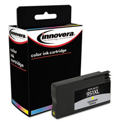 Remanufactured CN048AN (951XL) High-Yield Ink, Yellow