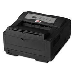 B4600n Series Digital Monochrome Printer, 120V, Black