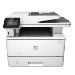 LaserJet Pro MFP M426FDN Multifunction Printer, Copy/Fax/Print/Scan