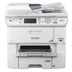 WorkForce Pro WF-6590 Wireless Multifunction Color Printer, Copy/Fax/Print/Scan