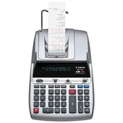 MP11DX 12-Digit Ribbon Printing Calculator, Black/Red Print, 3.7 Lines/Sec