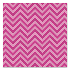 "Fadeless Designs Bulletin Board Paper, Chic Chevron Pink, 48"" x 50 ft."
