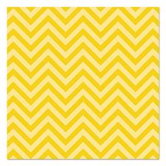 "Fadeless Designs Bulletin Board Paper, Chic Chevron Yellow, 48"" x 50 ft."