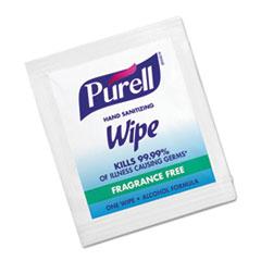 Sanitizing Hand Wipes, 5 x 7, 100/Box