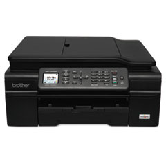 Work Smart MFC-J460DW Color Inkjet All-in-One, Copy/Fax/Print/Scan