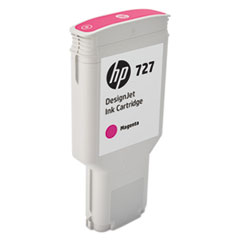 HP 727 (F9J77A) Magenta Original Ink Cartridge, 300 mL
