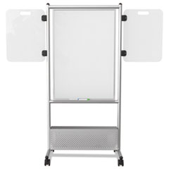 "Expanding Nest Easel w/Dry Erase Board, Easel: 65""-72"", Board: 28 3/4"" x 40 3/4"""