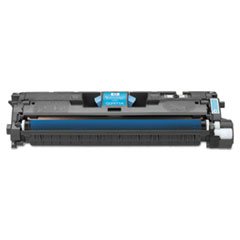 HP 123A, (Q3971A) Cyan Original LaserJet Toner Cartridge