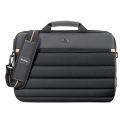 "Pro Briefcase, 15.6"", 15 3/4"" x 2 1/4"" x 11"", Black"