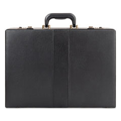 "Classic Attaché, 12 1/2"" x 4"" x 17 1/2"", Black"