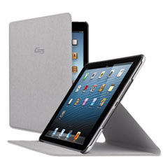 Millennia Slim Case for iPad Air, Gray
