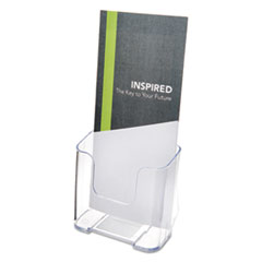 DOCUHOLDER FOR COUNTERTOP OR WALL MOUNT USE, 4-3/8W X