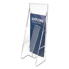STAND TALL POCKET, 4-9/16W X 2-3/4D X 11-3/4H, CLEAR