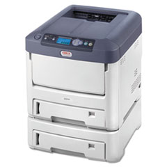 C711dtn Laser Printer, Network-Ready, Duplex Printing