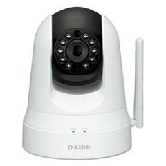 Pan & Tilt Wi-Fi Camera