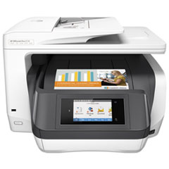 Officejet Pro 8730 All-in-One Printer, Copy/Fax/Print/Scan