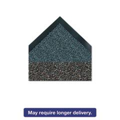 Cross-Over Indoor/Outdoor Wiper/Scraper Mat, Olefin/Poly, 36 x 60, Brown