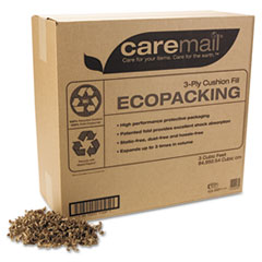 EcoPacking 3-Ply Cushioning Fill, Recycled, 3 Cubic Ft Bag