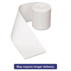 Register Roll, 3 in x 150 ft, White Bond, 1 Ply, 30/Carton