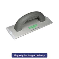"""Handheld Pad Holder, Aluminum/Plastic, 8"""""""