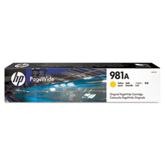 HP 981A (J3M70A) Yellow Original Ink Cartridge