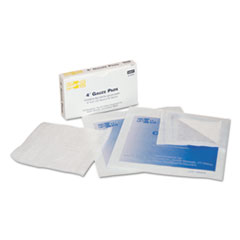 FIRST AID,GAUZE PD,4X4,WH