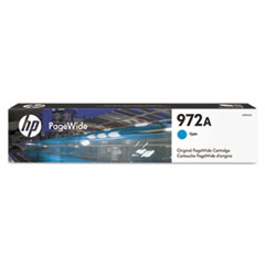 HP 972A (L0R86AN) Cyan Original Ink Cartridge