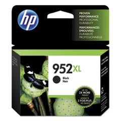 HP 952XL (F6U19AN) High Yield Black Original Ink Cartridge